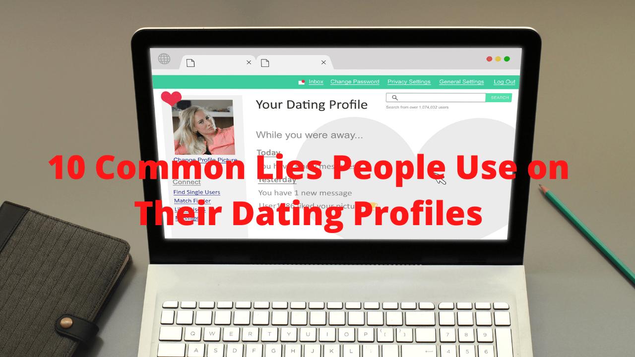 dating profile lies