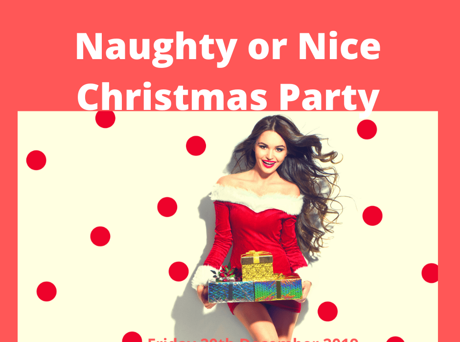 Naughty or Nice Christmas Party
