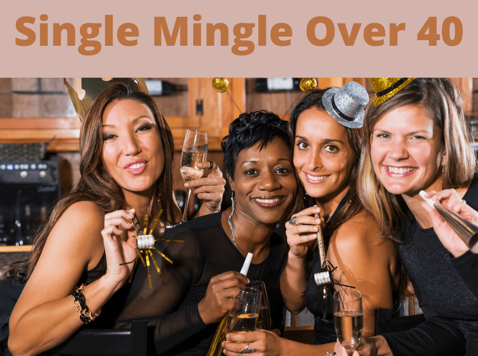 Singles Mingle Over 40