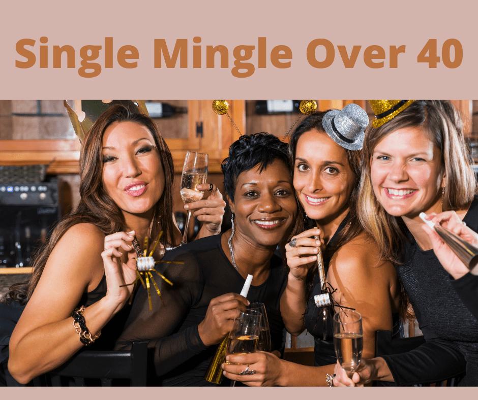Singles Mingle Over 40